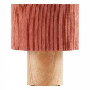 Kid's Concept Tafellamp Corduroy Roodroest
