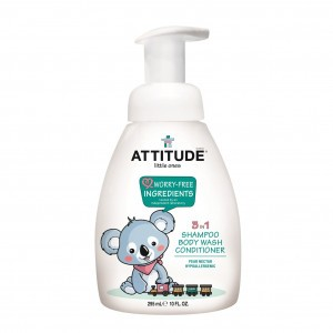 Attitude Little Ones 3-in-1 Pear Nectar 300ml