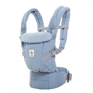Ergobaby Babydraagzak 3P Adapt Azure Blue