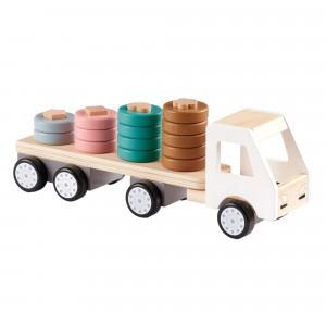 Kid's Concept Vrachtwagen met ringen Aiden