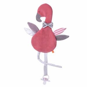 Kikadu Speendoekje Flamingo
