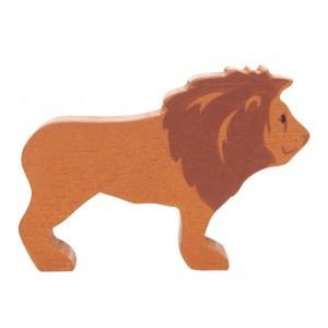 Tender Leaf Toys Houten Safaridier Leeuw