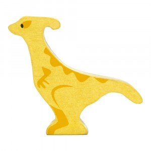 Tender Leaf Toys Houten Dino Parasaurolophus