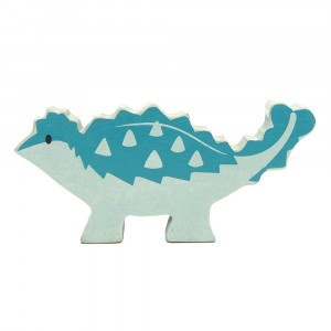 Tender Leaf Toys Houten Dino Ankylosaurus