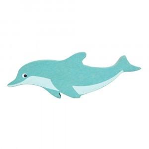 Tender Leaf Toys Houten Zeedier Dolfijn