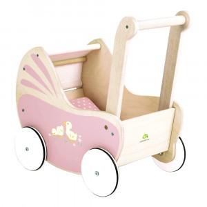 Tender Leaf Toys Poppenwagen