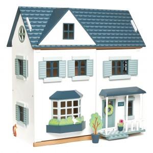 Tender Leaf Toys Poppenhuis Huis 'Dovetail'