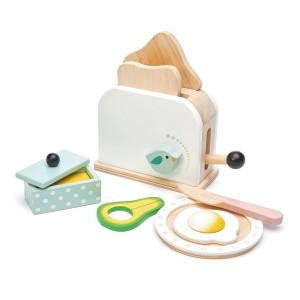 Tender Leaf Toys Keuken Ontbijt Toaster Set