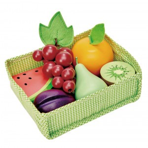 Tender Leaf Toys Mandje met Fruit