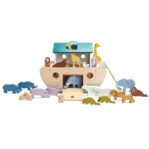 Tender Leaf Toys Speelset Ark van Noah