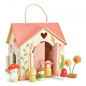Tender Leaf Toys Poppenhuis Chalet 'Rosewood'
