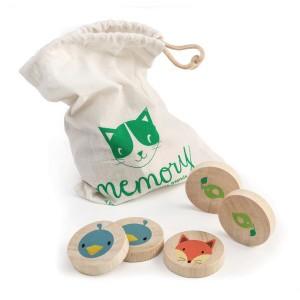 Tender Leaf Toys Memo Slimme Kat