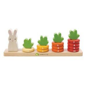 Tender Leaf Toys Wortels Tellen