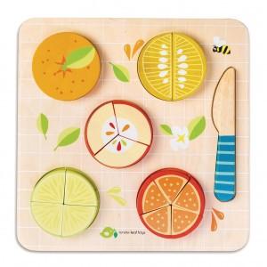 Tender Leaf Toys Puzzel Citrusschijven