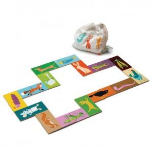 Tender Leaf Toys Domino Kop en Staart