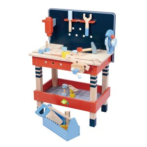 Tender Leaf Toys Werkbank