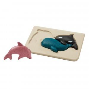 PlanToys Puzzel Zeedieren
