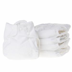 Little Lamb Voordeelpakket One Size Wit (5 stuks)