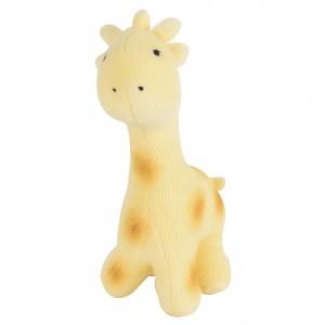 Tikiri Knuffel Mijn Eerste Zoodiertje Giraf Piepspeeltje