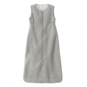 Disana Slaapzak Gekookte Wol en Katoen Grey 80 cm