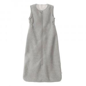 Disana Slaapzak Gekookte Wol en Katoen Grey 100 cm