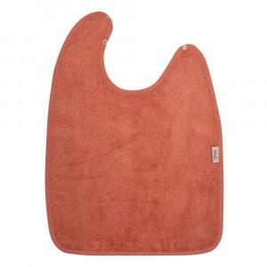 Timboo Slab XL met drukknoop Apricot Blush