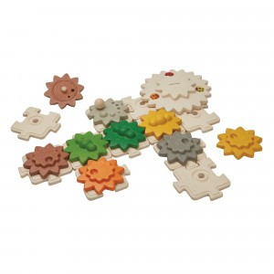 PlanToys Gears & Puzzels