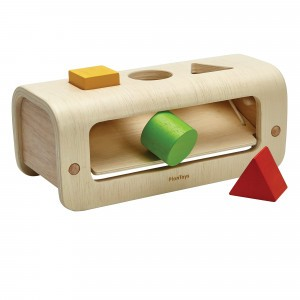 PlanToys Vormensorteerder 'Shape & Sort'