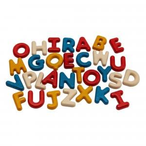 PlanToys Hoofdletters Alfabet
