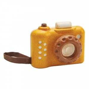 PlanToys Mijn eerste camera 'Orchard Collection'
