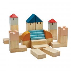 PlanToys Creatieve Blokken 'Orchard Collection'