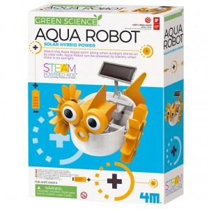 4M Kidzlabs Bouwpakket Aqua Robot