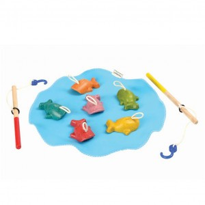 PlanToys Visspel