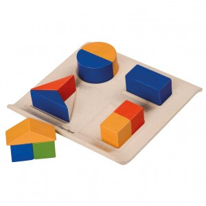 PlanToys Fraction Fun