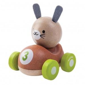 PlanToys Konijn Racer