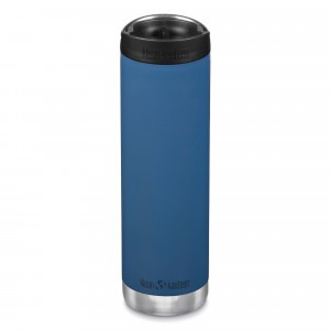 Klean Kanteen Thermosbeker TKWide met Café Cap (592 ml) Real Teal