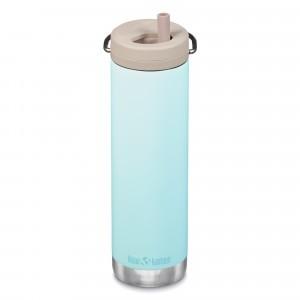 Klean Kanteen Thermosbeker TKWide met Twist Cap (592 ml) Blue Tint