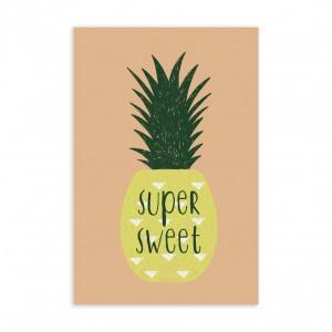 "Trixie Postkaart ""Super Sweet"""