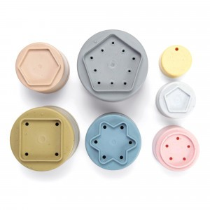 Dantoy BIO Tiny Play Cups