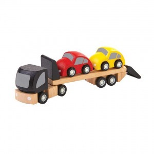 PlanToys Autotransportwagen