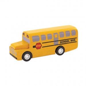 PlanToys Voertuigen Schoolbus