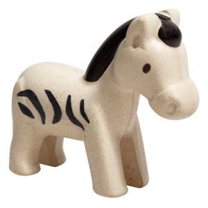 PlanToys Wilde dieren Zebra