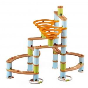Bamboo Planet Knikkerbaan Jumbo Kit (138 stuks)