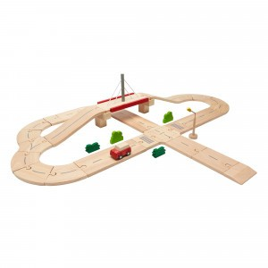 PlanToys Road System