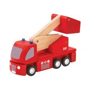 PlanToys Voertuigen Brandweerwagen