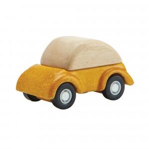 PlanToys Gele Auto