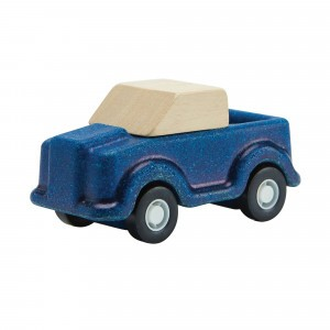 PlanToys Blauwe Truck