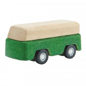 PlanToys Groene Bus