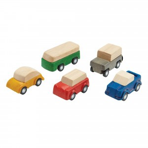 PlanToys PlanWorld Auto's Set