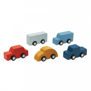 PlanToys Mini Auto's Set